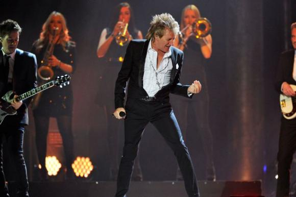 Rod Stewart at Videotron Centre