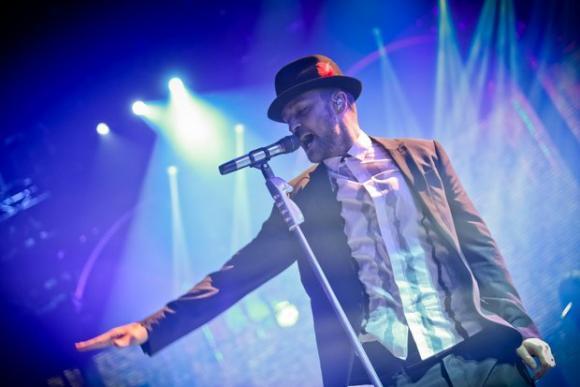 Justin Timberlake at Videotron Centre