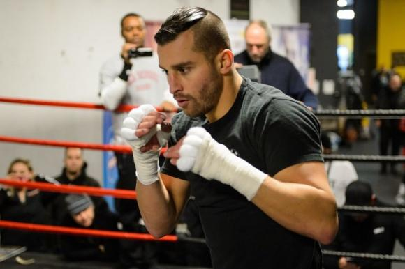 David Lemieux vs. Karim Achour at Videotron Centre