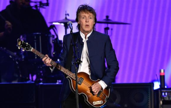 Paul McCartney at Videotron Centre