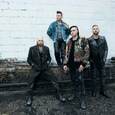 Three Days Grace at Videotron Centre