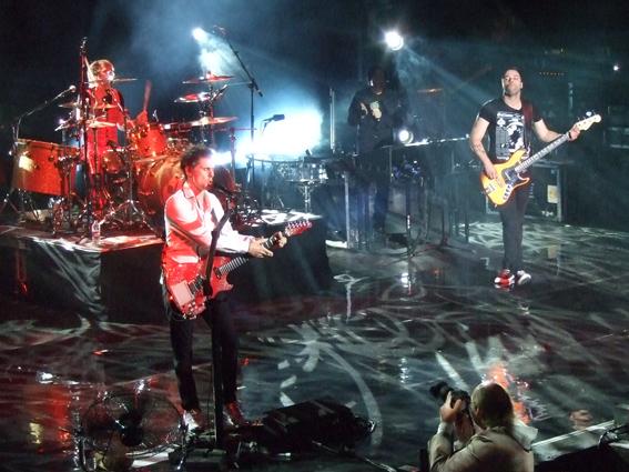 Muse at Videotron Centre