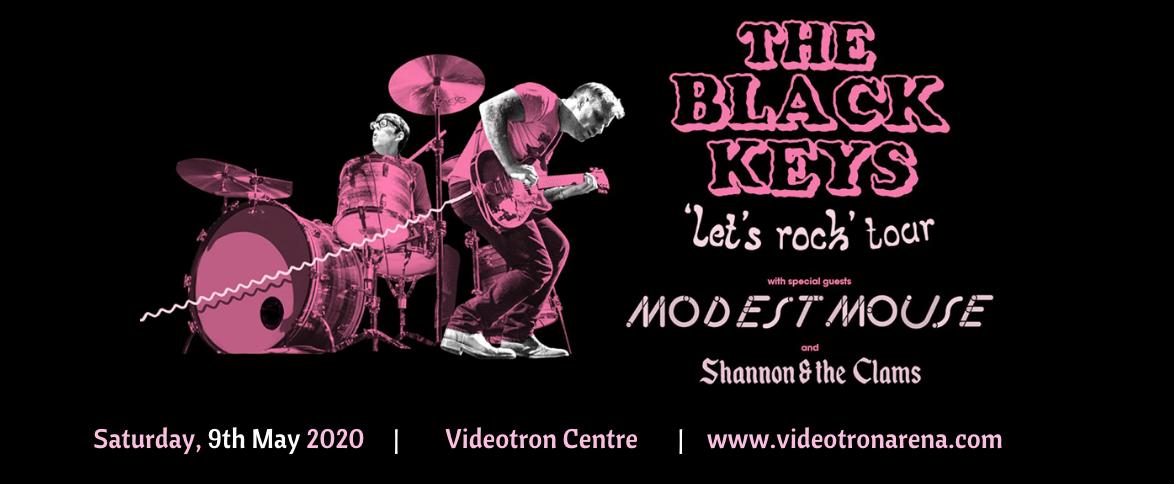 The Black Keys at Videotron Centre