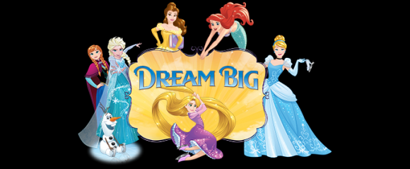 Disney On Ice: Dream Big (French Performance) at Videotron Centre