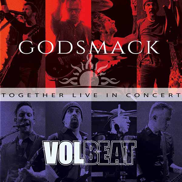 Godsmack & Volbeat at Videotron Centre