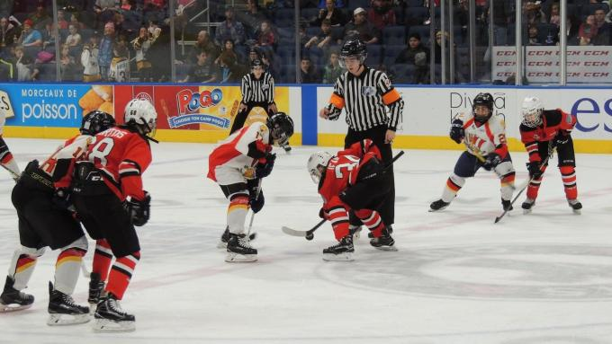 60e Tournoi International De Hockey Pee-Wee at Videotron Centre