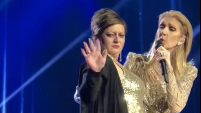 Celine Dion at Videotron Centre