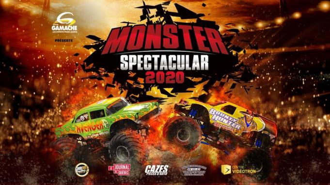 Monster Spectacular at Videotron Centre